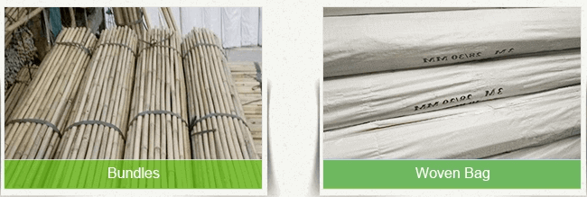 bamboo fence packaging