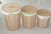 bamboo laundry basket 1