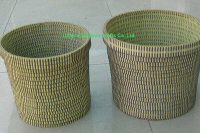 bamboo planter basket 3-1