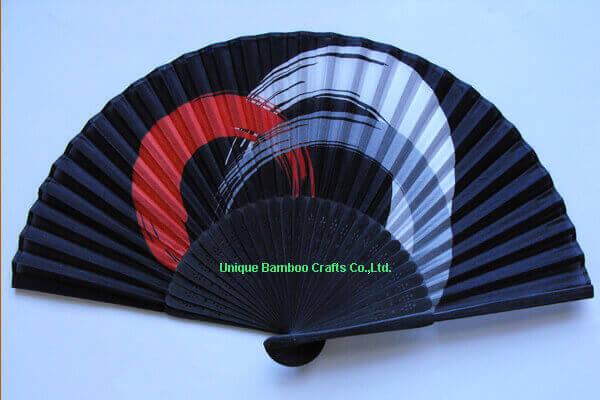 bamboo fan 10