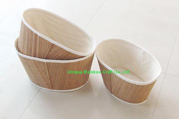bamboo storage basket 2
