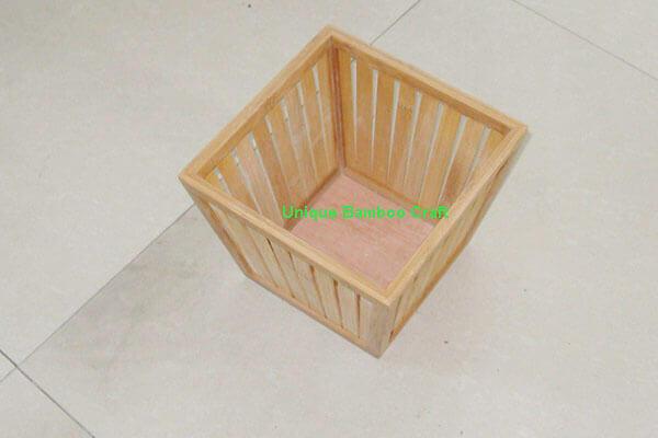 bamboo storage bin 1
