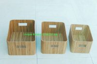 bamboo storage box 1
