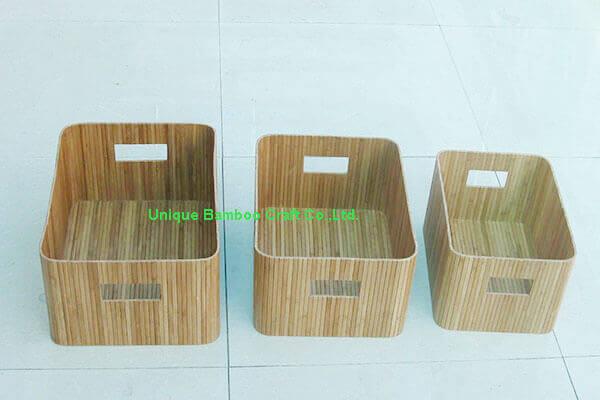 bamboo storage box 1