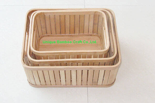 bamboo storage box 2